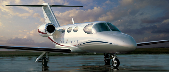 Citation CJ I Mustang