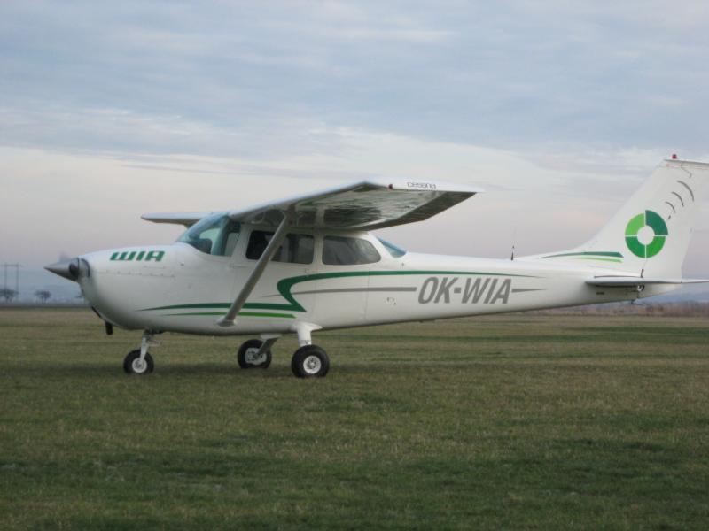 Cessna 172L, OK-WIA